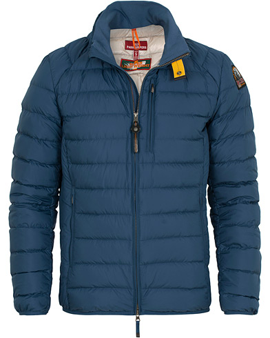 Parajumpers Ugo Super Lightweight Jacket Dark Indigo i gruppen Kläder / Jackor / Dunjackor hos Care of Carl (15141511r)