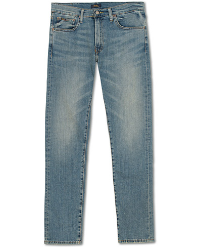 Polo Ralph Lauren Sullivan Slim Fit Stretch Jeans Dixon Mid Blue i gruppen Kläder / Jeans hos Care of Carl (15280111r)