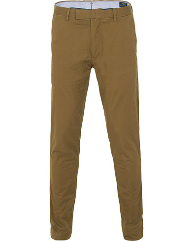 Polo Ralph Lauren Tailored Slim Fit Chinos Nature Brown