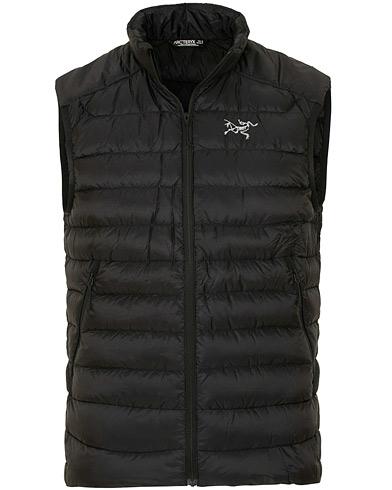 Arc'teryx Cerium LT Quilted Down Vest Black