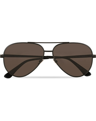 Saint Laurent CLASSIC 11 Sunglasses Black/Black  i gruppen Accessoarer / Solglasögon / Pilotsolglasögon hos Care of Carl (15400810)