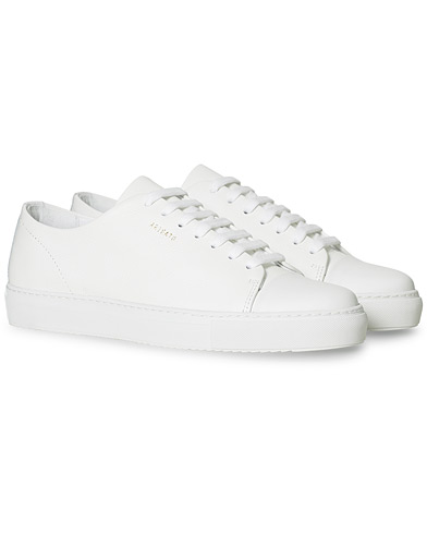 Axel Arigato Cap Toe Sneaker White Leather