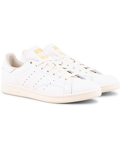 adidas Originals Stan Smith Sneaker White/Gold i gruppen Skor / Sneakers / Låga sneakers hos Care of Carl (15463111r)