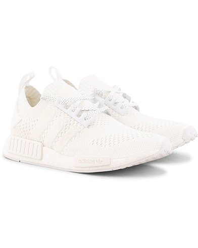 adidas Originals NMD_R1 Primeknit Running Sneaker White i gruppen Skor / Sneakers / Running sneakers hos Care of Carl (15465011r)