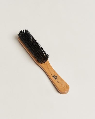 Kent Brushes Small Cherry Wood Clothing Brush