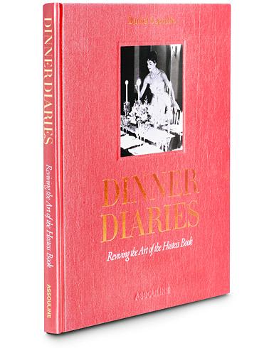 Assouline Dinner Diaries Book