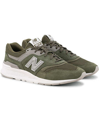 New Balance 997H Running Sneaker Green i gruppen Skor / Sneakers hos Care of Carl (15475711r)
