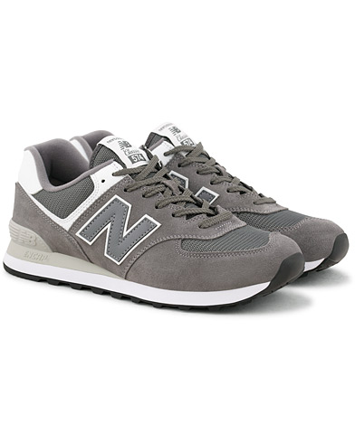 New Balance 574 Running Sneaker Grey i gruppen Skor / Sneakers hos Care of Carl (15476911r)