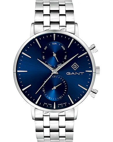 GANT Park Hill Day Date II Blue  i gruppen Accessoarer hos Care of Carl (15496510)