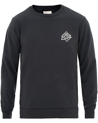 A.P.C Ryan US Sweatshirt Dark Navy i gruppen Kläder / Tröjor / Sweatshirts hos Care of Carl (15515511r)