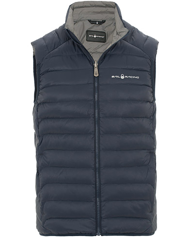 Sail Racing Link Down Vest Navy i gruppen Kläder / Västar hos Care of Carl (15550711r)