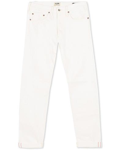 C.O.F. Studio M7 Tapered Selvedge Jeans Bleach
