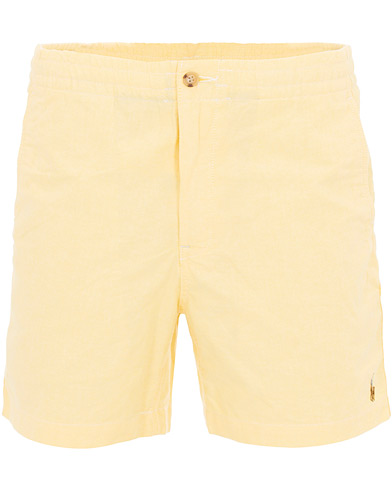 Polo Ralph Lauren Prepster Shorts Yellow Oxford i gruppen Kläder / Shorts / Chinosshorts hos Care of Carl (15586611r)