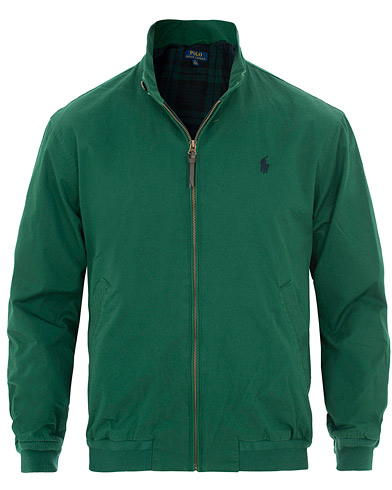 Polo Ralph Lauren City Baracuda Jacket New Forrest Green i gruppen Kläder / Jackor / Tunna jackor hos Care of Carl (15597111r)