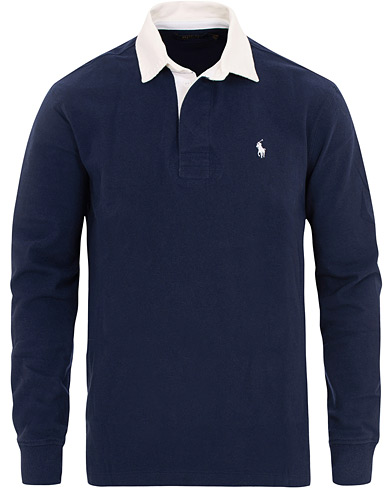 Polo Ralph Lauren Rugger Navy i gruppen Kläder / Tröjor / Rugbytröjor hos Care of Carl (15609911r)