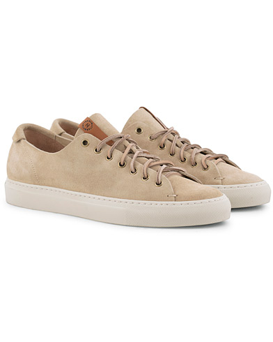 Buttero Suede Sneaker Cappuccino i gruppen Skor / Sneakers / Låga sneakers hos Care of Carl (15653811r)