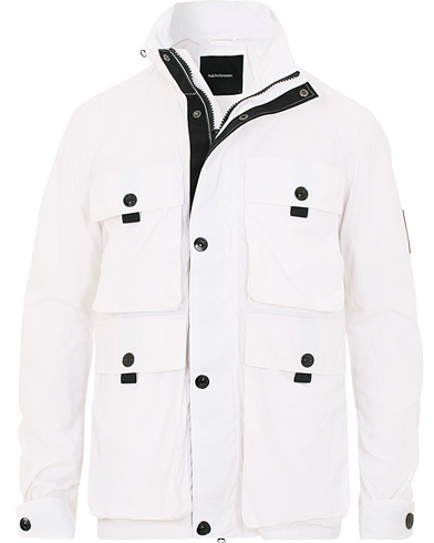 Peak Performance X6 Field Jacket White i gruppen Kläder / Jackor / Field jackets hos Care of Carl (15657011r)