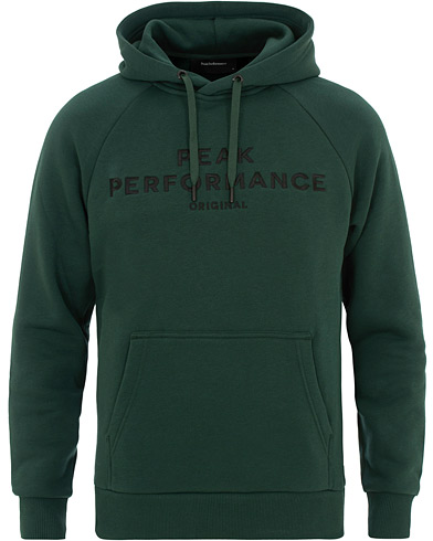 Peak Performance Original Hoodie Pine Grove i gruppen Kläder / Tröjor / Huvtröjor hos Care of Carl (15658111r)