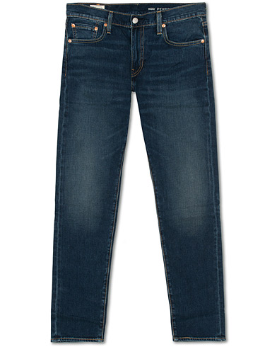 Levi's 512 Slim Tapered Fit Jeans Adriatic Adapt i gruppen Kläder / Jeans hos Care of Carl (15675711r)