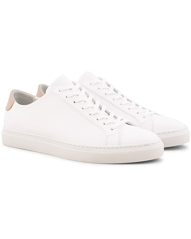 Filippa K Morgan Low Mix Sneakers White i gruppen Skor / Sneakers hos Care of Carl (15702011r)