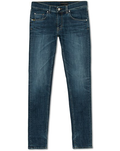 Tiger of Sweden Jeans Slim Jeans Royal Blue i gruppen Kläder / Jeans hos Care of Carl (15705111r)