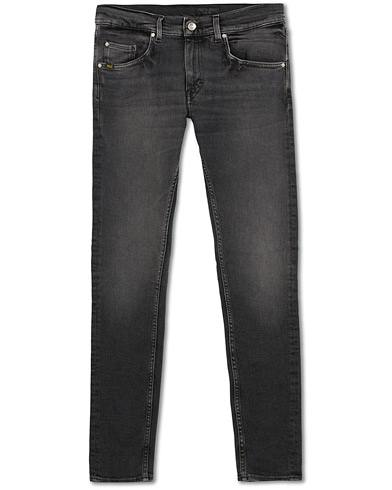 Tiger of Sweden Jeans Slim Jeans Washed Black i gruppen Kläder / Jeans hos Care of Carl (15705511r)