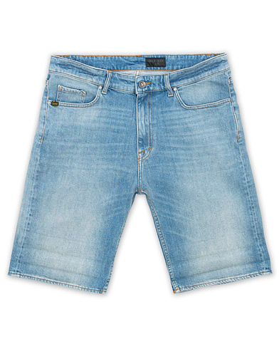 Tiger of Sweden Jeans Ash Jeansshorts Light Blue i gruppen Kläder / Shorts / Jeansshorts hos Care of Carl (15706111r)