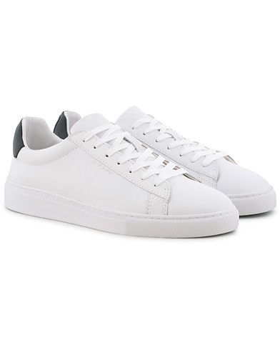 GANT Denver Sneaker White Leather i gruppen Skor / Sneakers / Låga sneakers hos Care of Carl (15741411r)