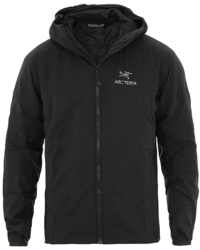 Arc'Teryx Atom LT Shell Hooded Jacket Black i gruppen Kläder / Jackor / Tunna jackor hos Care of Carl (15742911r)