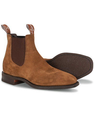 R.M.Williams Blaxland G Boot Saddle Suede i gruppen Skor / Kängor hos Care of Carl (15747211r)