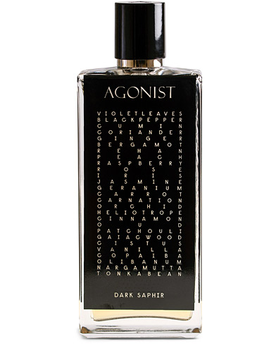 AGONIST Dark Saphir Perfume 100ml