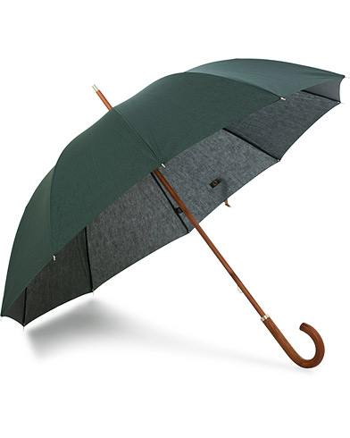 Carl Dagg Series 001 Umbrella Cloudy Green  i gruppen Accessoarer / Paraplyer hos Care of Carl (15759810)