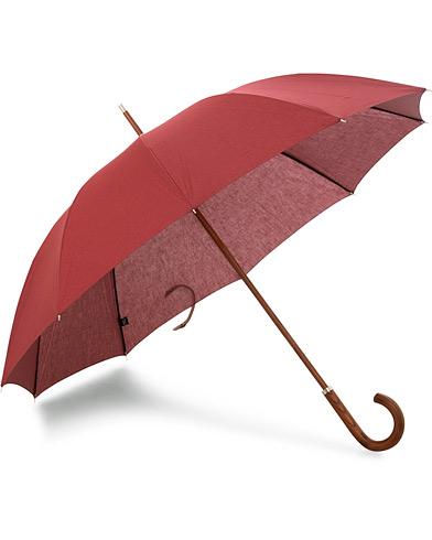 Carl Dagg Series 001 Umbrella Sullen Red