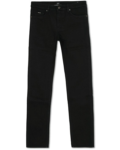 BOSS Delaware Jeans Black i gruppen Kläder / Jeans hos Care of Carl (15788111r)