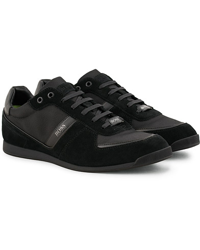 BOSS Athleisure Low Sneaker Black i gruppen Skor / Sneakers / Låga sneakers hos Care of Carl (15800811r)
