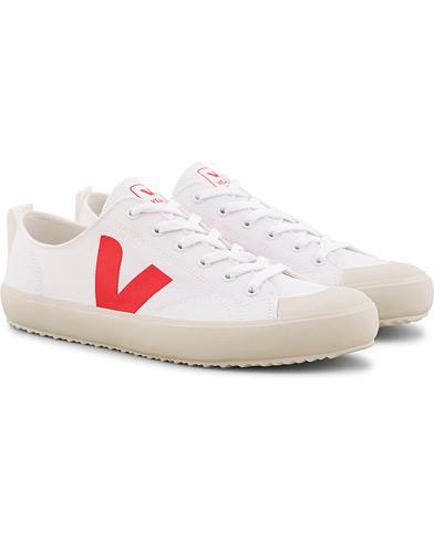 Veja Nova Canvas Sneaker White/Pekin