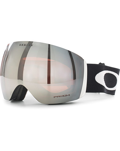 Oakley Flight Deck Prizm Snow Goggles Black/Black  i gruppen Accessoarer / Solglasögon / Skidglasögon hos Care of Carl (15842310)