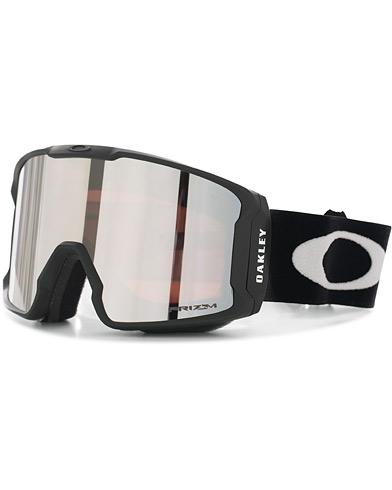 Oakley Line Miner Prizm Snow Goggles Black/Black