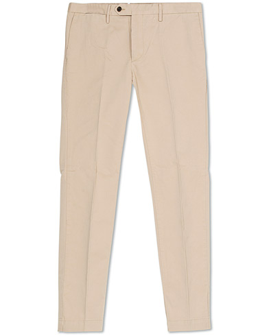 Hackett Kensington Slim Fit Chino Oatmeal i gruppen Kläder / Byxor / Chinos hos Care of Carl (15851111r)