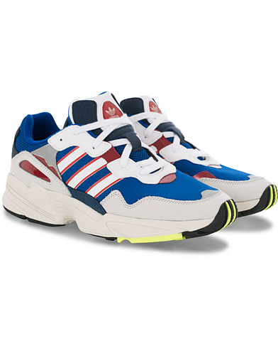adidas Originals Yung 96 Sneaker Collegiate Royal/White i gruppen Skor / Sneakers / Running sneakers hos Care of Carl (15852811r)