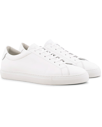 A Day's March Marching Sneaker White Calf i gruppen Skor / Sneakers hos Care of Carl (15864011r)