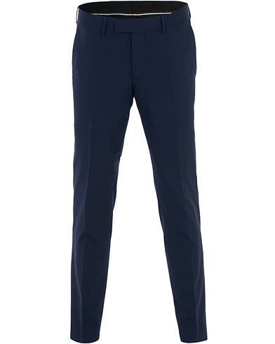 Tiger of Sweden Gordon Wool Stretch Trousers Blue i gruppen Kläder / Byxor / Kostymbyxor hos Care of Carl (16014611r)