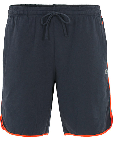 BOSS Sleepshorts Navy i gruppen Kläder / Pyjamas & Morgonrockar / Loungewear hos Care of Carl (16033711r)