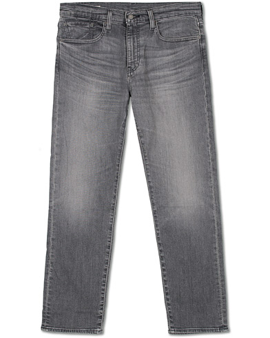 Levi's 502 Regular Taper Fit Stretch Porcini Overt Jeans Grey i gruppen Kläder / Jeans hos Care of Carl (16047311r)