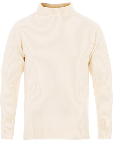 Barena Cimador Turtleneck Sweater Ivory