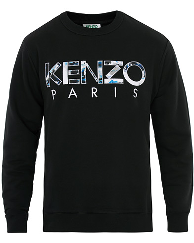 KENZO Classic Paris Sweatshirt Black i gruppen Kläder / Tröjor / Sweatshirts hos Care of Carl (16093911r)