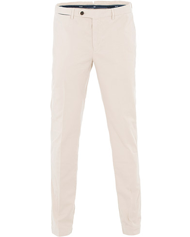 Hackett Slim Fit Kensington Chino Eggshell i gruppen Kläder / Byxor / Chinos hos Care of Carl (16212411r)