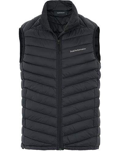 Peak Performance Frost Down Vest Black i gruppen Kläder / Västar hos Care of Carl (16327411r)