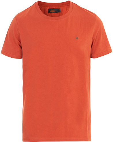 Morris James Tee Orange i gruppen Kläder / T-Shirts / Kortärmade t-shirts hos Care of Carl (16334811r)