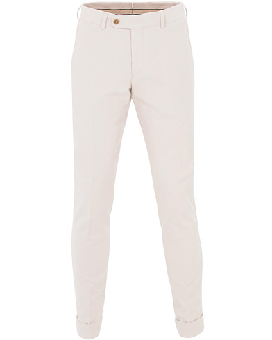 Morris Heritage Fred Moleskin Trousers Off white